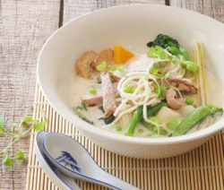 Coconut Broth