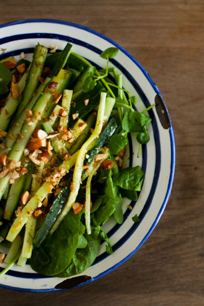 Cucumber and Dill Summer Salad