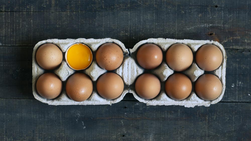 Food Superstitions Egg Shells