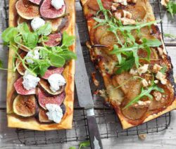 Savoury Galettes Two Ways