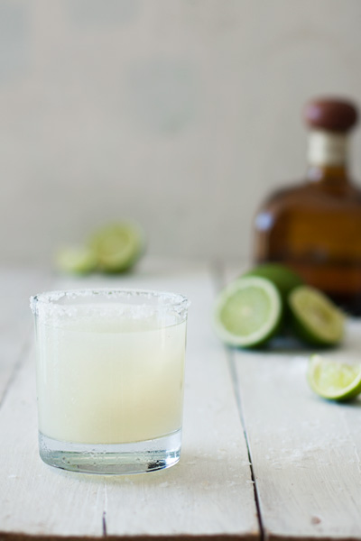 know your Tequila - margarita recipe
