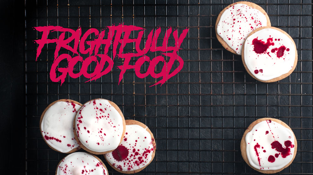 Frightfully Good Halloween Food
