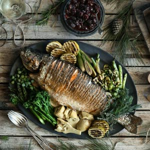 la-motte whole baked trout-