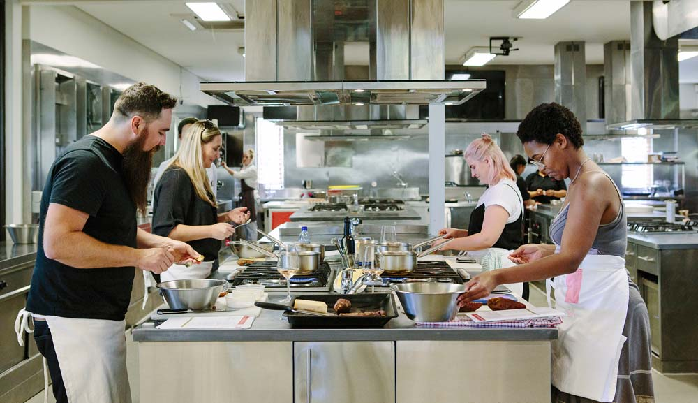 From Garden to Kitchen to Table at Leopard's Leap