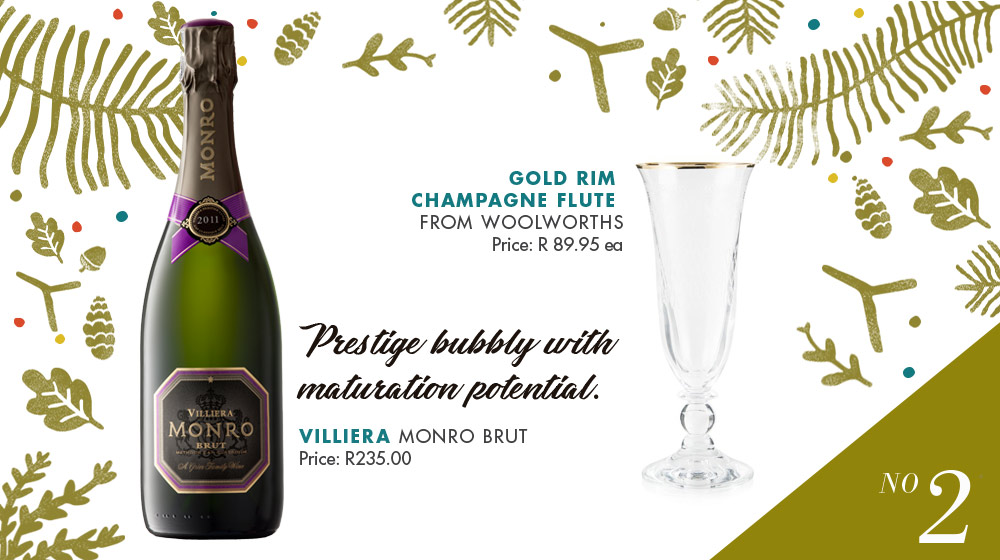 wine and bubbly wihlist