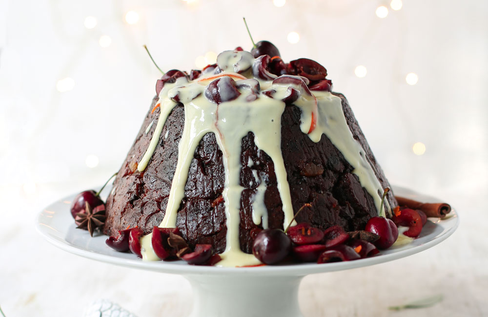 Christmas Desserts Boozy Pudding