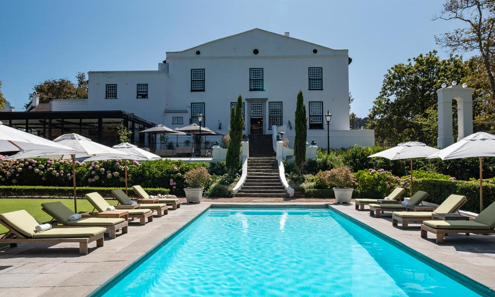 Alphen Hotel Pool