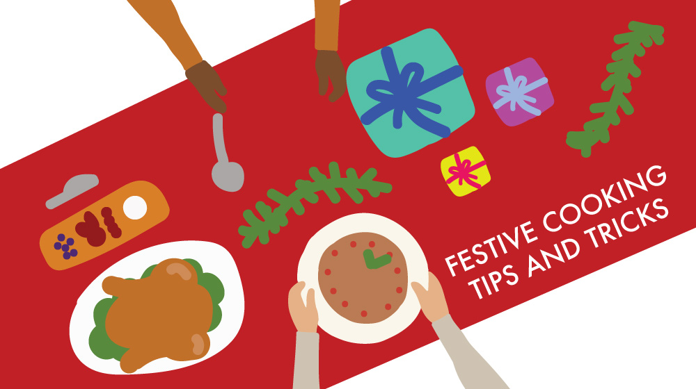 Festive Cooking Tips and Tricks