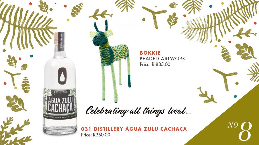 Fine Spirits Christmas Gift Ideas - 031 distillery
