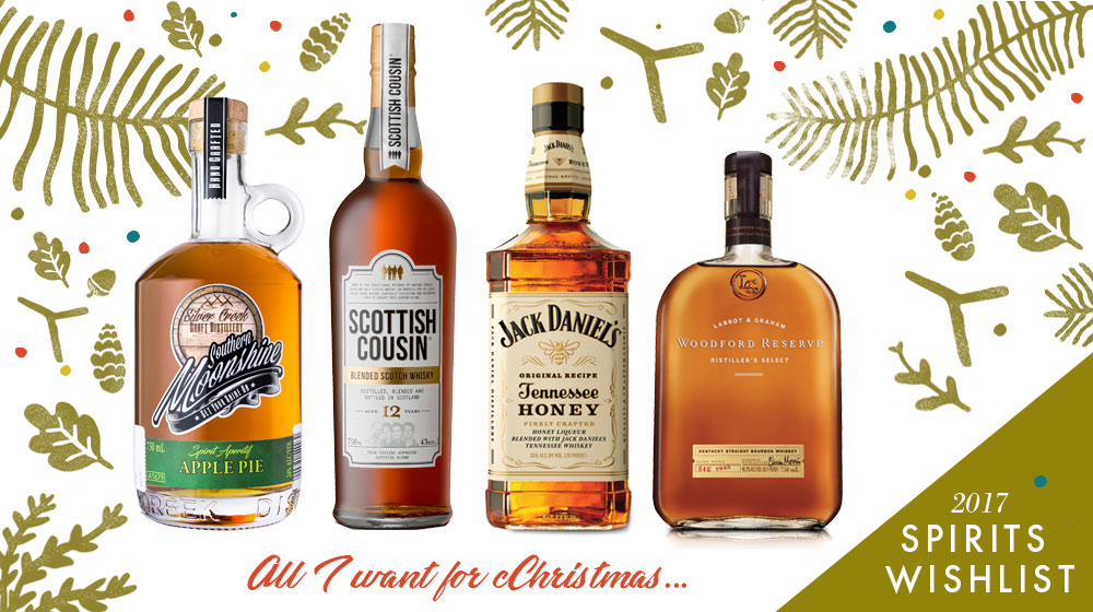 Fine Spirits Christmas Gift Ideas