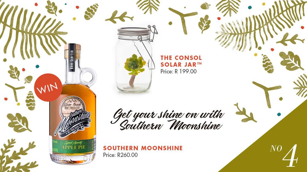 Fine Spirits Christmas Gift Ideas - Moonshine