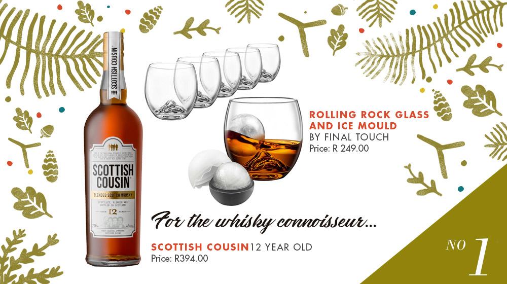 Fine Spirits Christmas Gift Ideas SCOTTISH COUSIN
