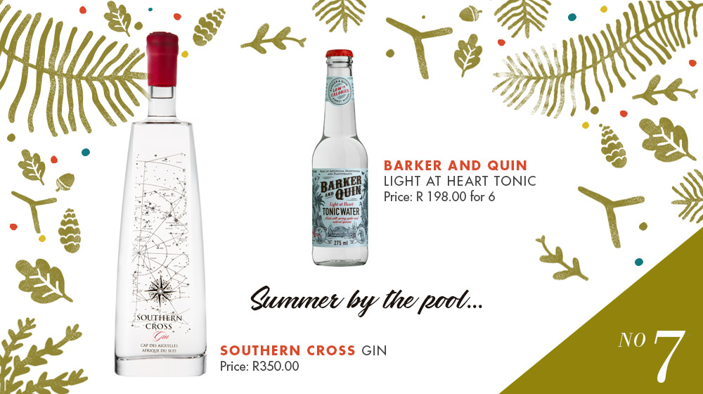 Fine Spirits Christmas Gift Ideas - southern cross gin