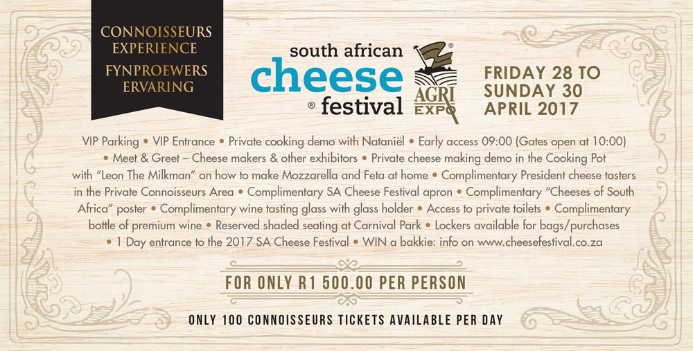 Connoisseurs experience Sa Cheese Festival
