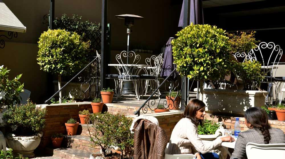 Arbour cafe