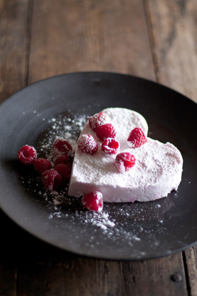 valentine sweet treats heart Marshmallows