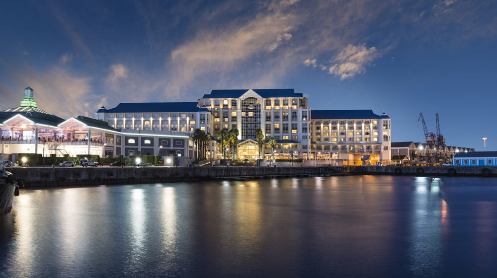 Valentine's Day at The Table Bay Hotel
