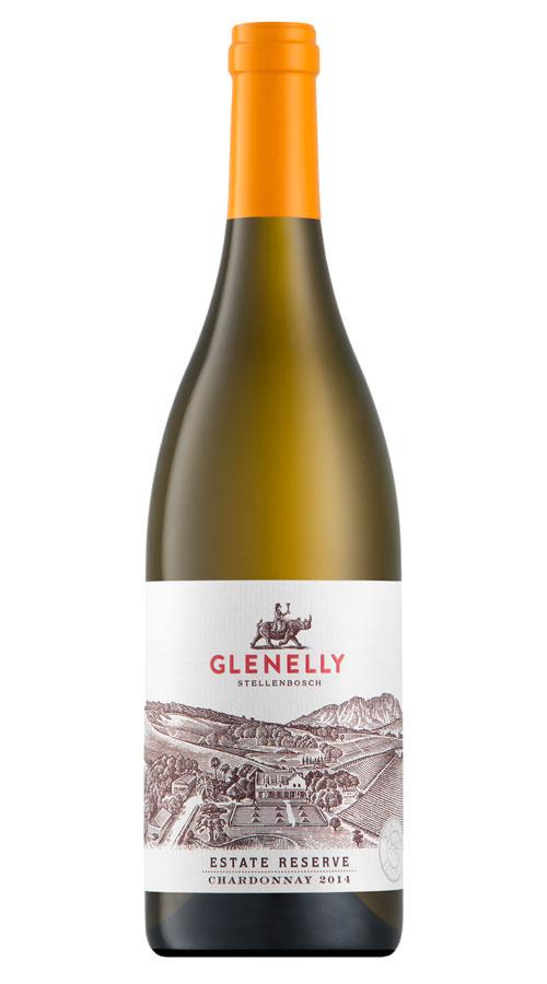 Glenelly estate Reserve made by winemaker Luke O'Cuinneagain
