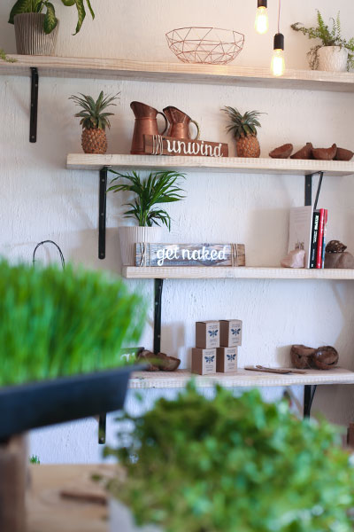 Nourish'd Café and Juicery in Gardens, Cape Town