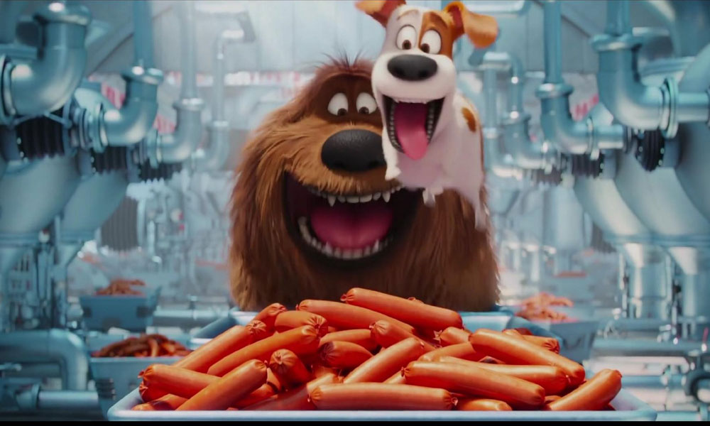 food movies The Secret Life of Pets