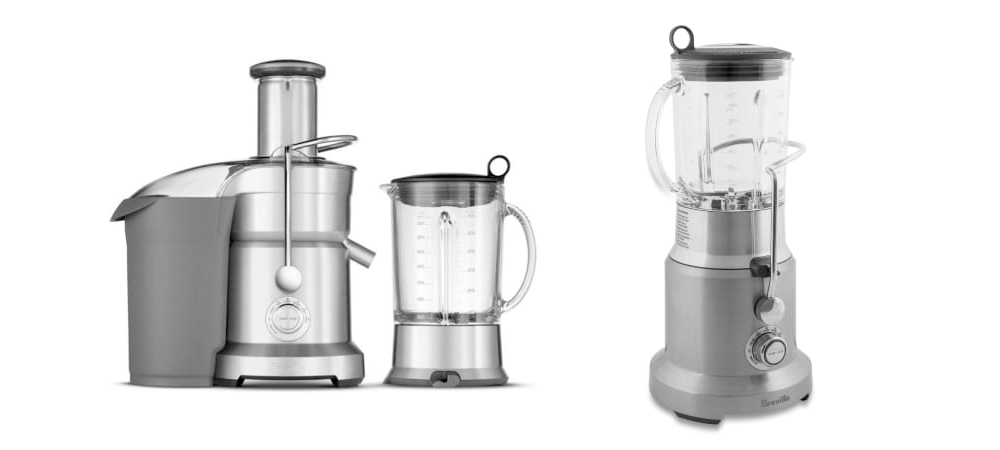 breville Juicer and Blender