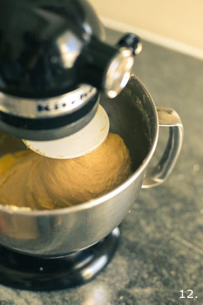 baking brioche