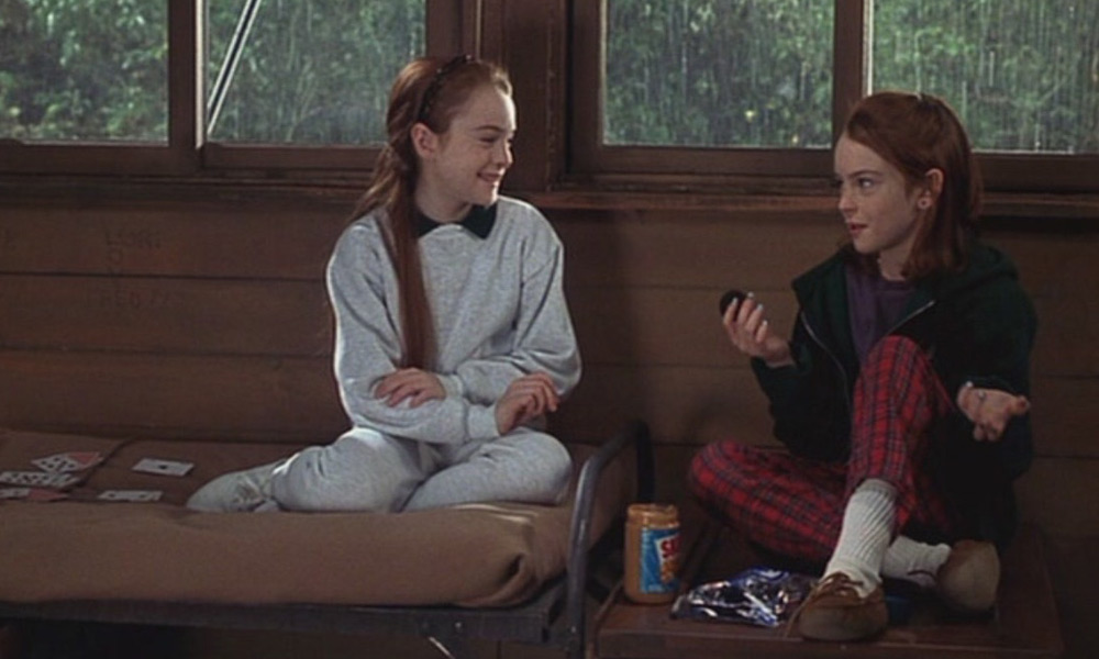 Parent Trap food movies