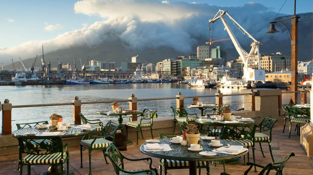 Father's Day Lunch at the table bay hotel