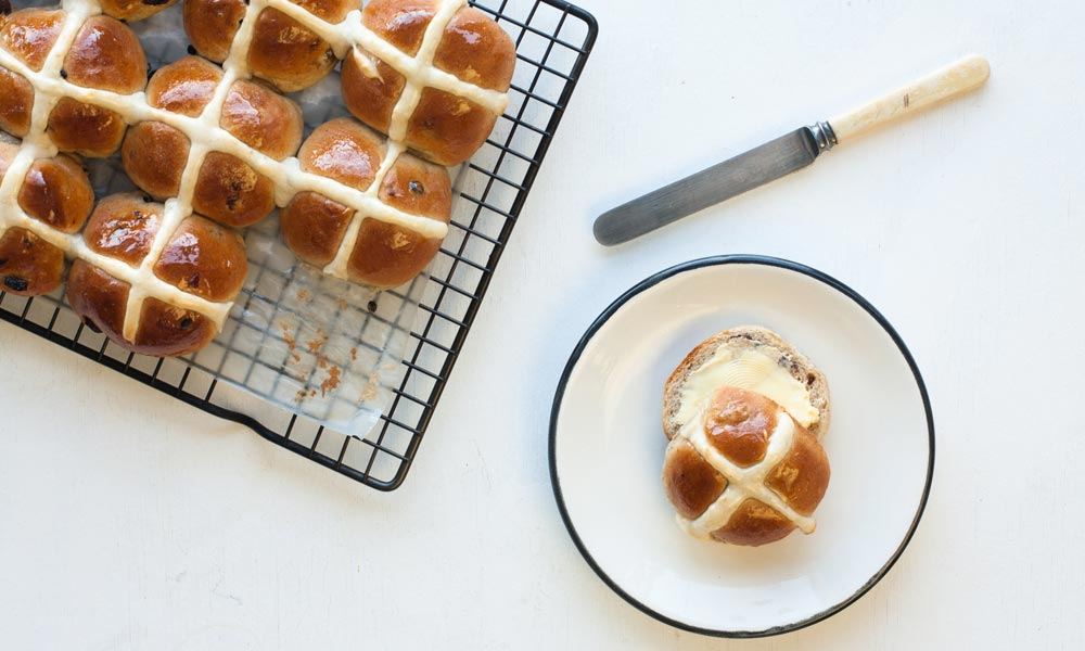 The Significance of Hot Cross Buns