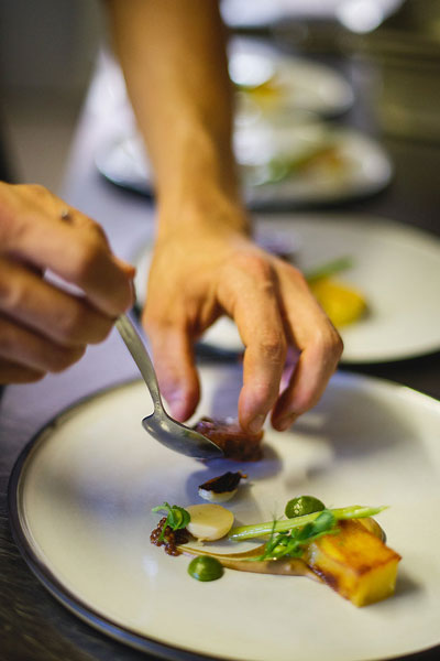 Plating - Crush chats with James Gaag