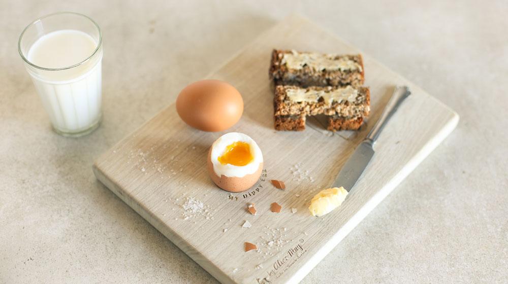 pasteurised eggs