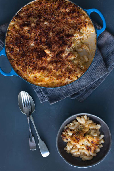 Best Cheese Recipes Macaroni & Cheese With Caramelised Leeks
