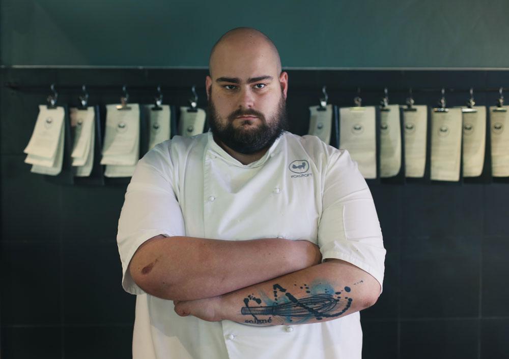 Glen-Foxcroft-Williams Chef