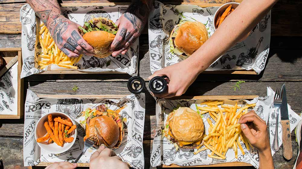 great burger in cape town