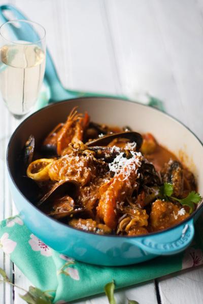 Red Goan Fish Curry Recipe