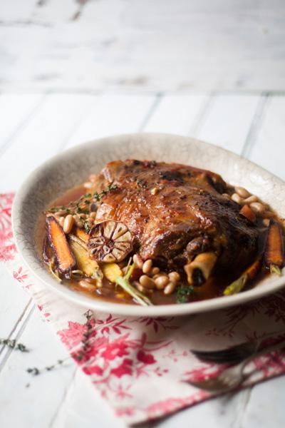 Slow-roasted Lamb Recipe