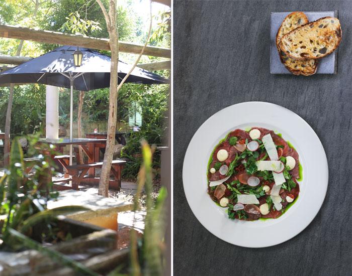 Source Restaurant Hemel en Aarde Valley