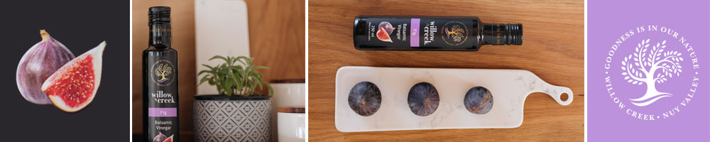 Willow Creek Fig and Balsamic Vinigar