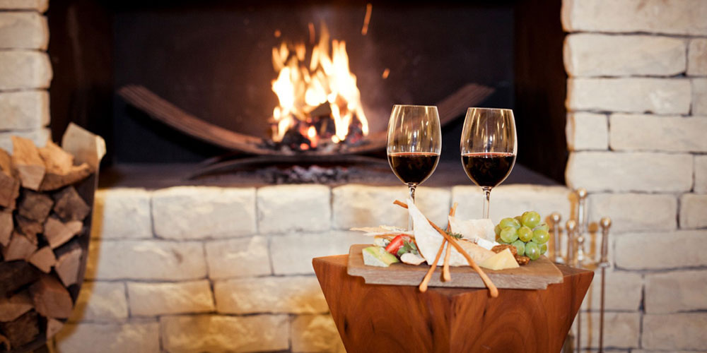 Cape Town restaurants with fireplaces