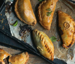 cornish pasties Rudi Mnt Nelson