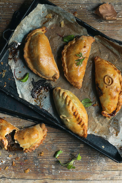 savoury pie recipes cornish pasties