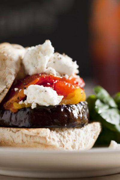 hamburger recipe veggie burger