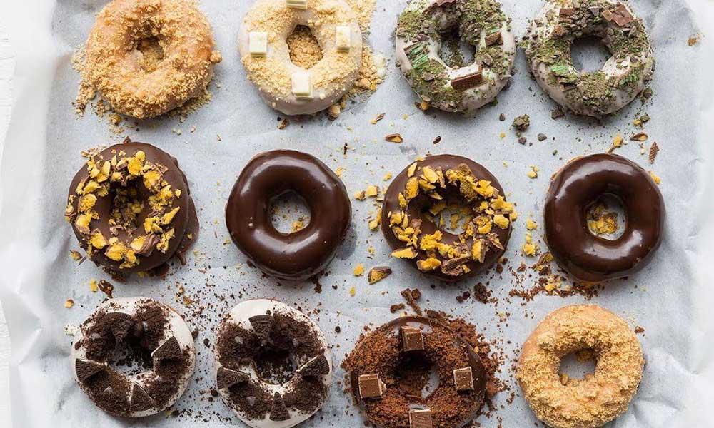 doughnuts in Cape Town