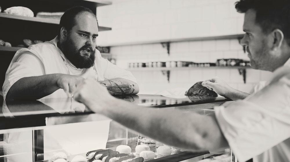We chat to Glen Williams, Chef Proprietor at Foxcroft Restaurant and Bakery