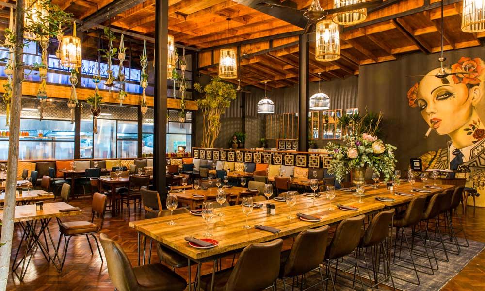 La Boqueria Spanish restaurant