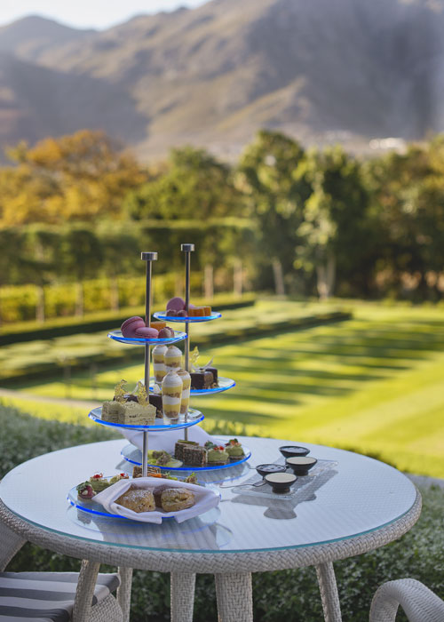 High Tea in Cape Town