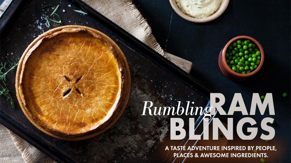 Rumbling-Ramblings-Lamb pie