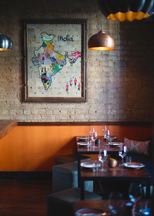 Thali Restaurant in cape town