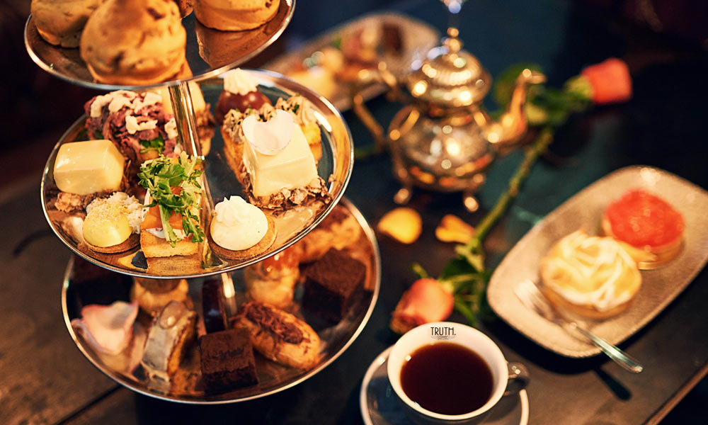 Where to get high tea Truth