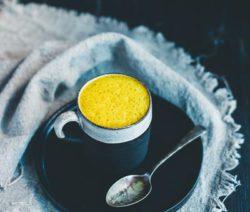 Tumeric Latte Golden Milk